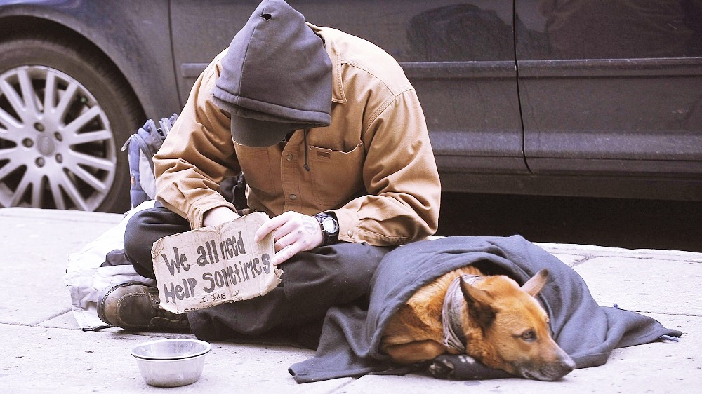 The problem of homelessness in Canada