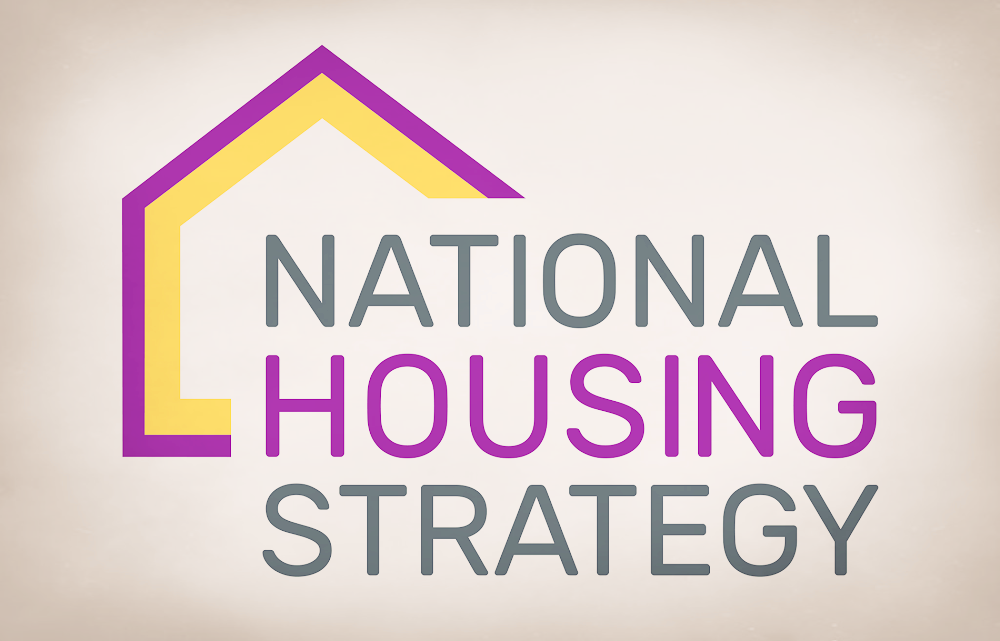 What is the Canadian housing strategy